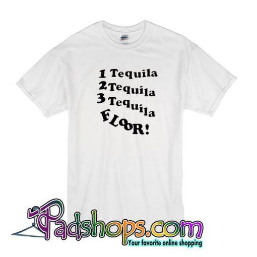 123 Tequila Eloor T Shirt