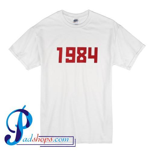 1984 Vintage T Shirt