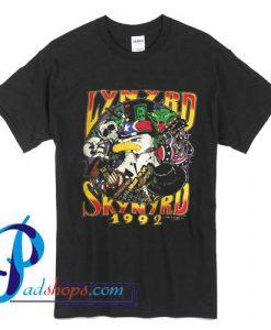 1992 Lynyrd Skynyrd T Shirt