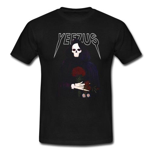 1 side yeezus T Shirt