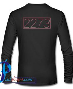 2273 Long Sleeve Back