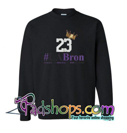 23 La Bron Sweatshirt