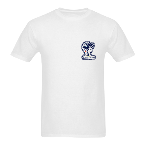 RVCA Bert RVCAloha T Shirt Twoside