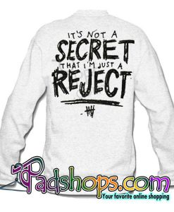 5 Seconds of Summer 5SOS REJECTS  sweatshirt