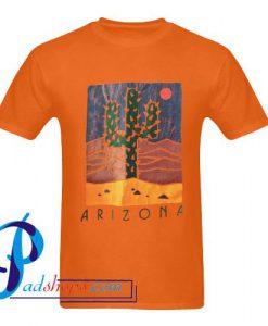 90's Arizona Cactus T Shirt