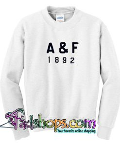 A&F 1892 Sweatshirt