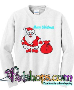 A Very Merry Christmas sweatshirt