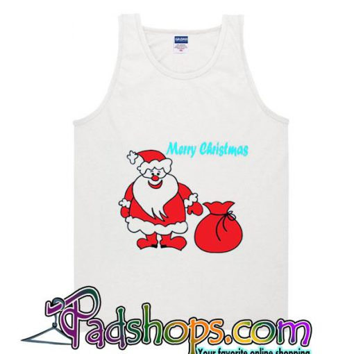 A Very Merry Christmas tank tops