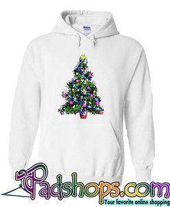 A Very Special Christmas hoodi TREE