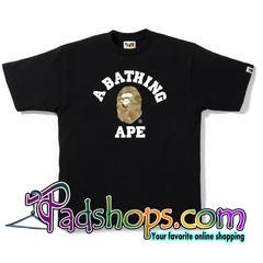 A bathing ape Style Shirts T shirt unisex