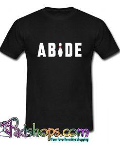 Abide T Shirt SL