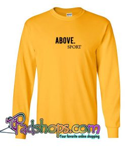 Above Sport Sweatshirt