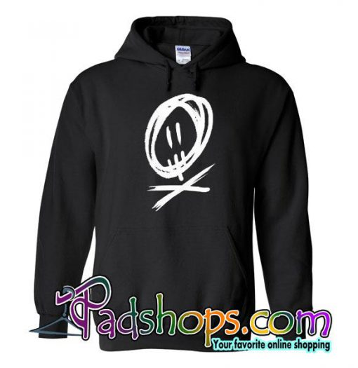 All Time Low Scratch Hoodie