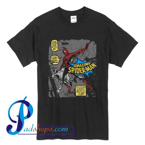 Amazing Spiderman T Shirt