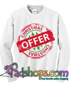 Annual Dinner Christmas Special sweatshirt