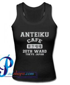 Anteiku Cafe 20th Ward Tokyo Japan Tank Top