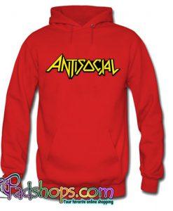 Antisocial Hoodie SL