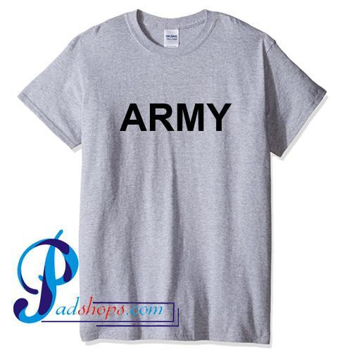 Army T Shirt