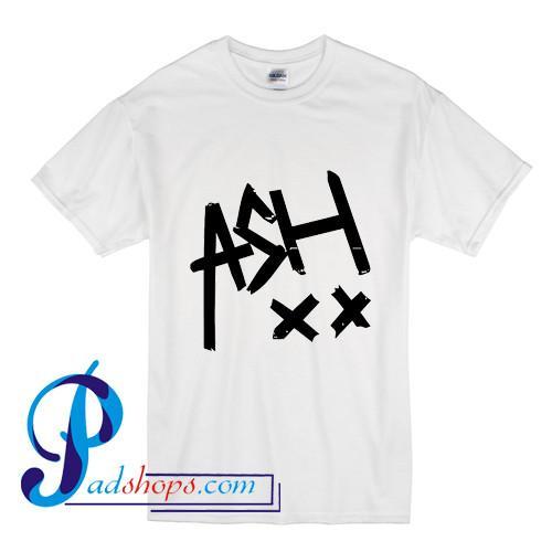 Ashton Irwin Signature T Shirt