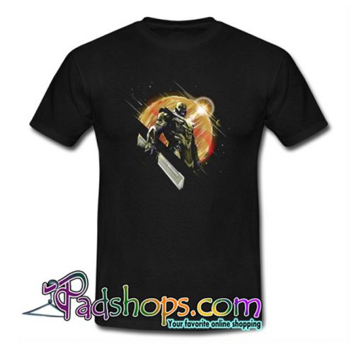 Avengers Endgame Thanos T shirt SL