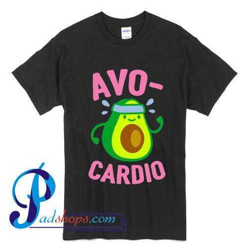 Avocado Cardio T Shirt