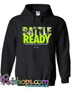 Battle Ready Hoodie SL