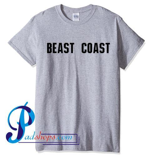 Beast Coast T Shirt