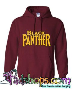 Black Panther Hoodie On Sale