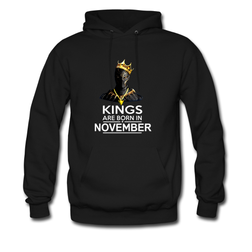Black Panther Kings Are Born In November