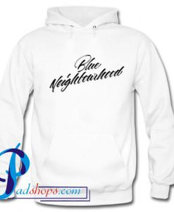 Blue Neighborhood Troye Sivan Logo Hoodie
