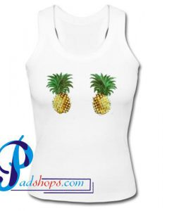 Boob Pineapple Tank Top