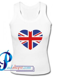 British Heart Tank Top