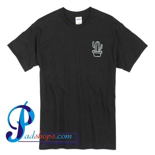 Cactus Forest T Shirt
