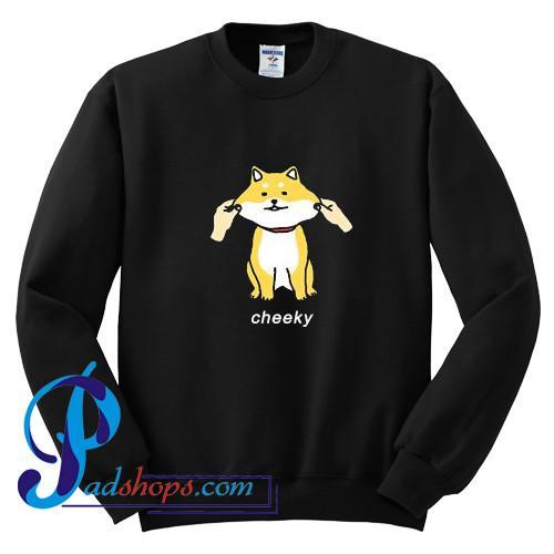 Cheeky Sweatshirt