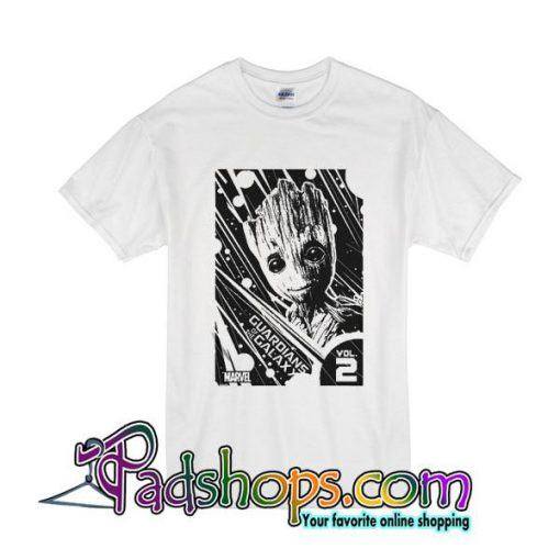Guardian Of The Galaxy Groot T-Shirt