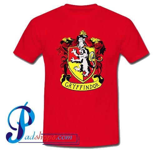 Harry Potter Gryffindor T Shirt