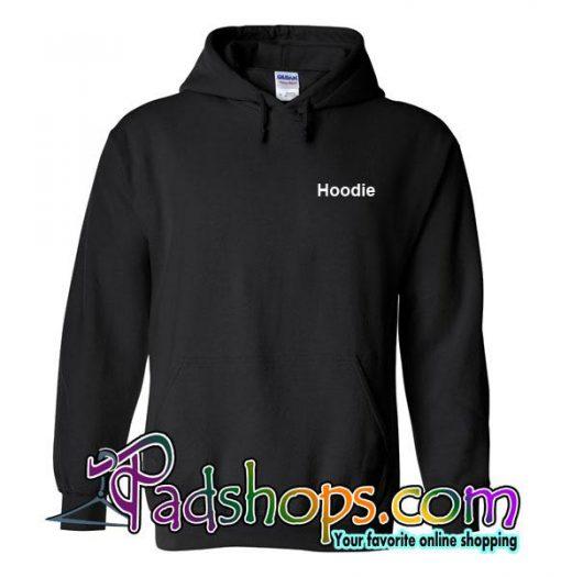 Hoodie Font Hoodie