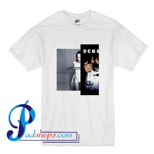 Marilyn Manson X Scream T Shirt