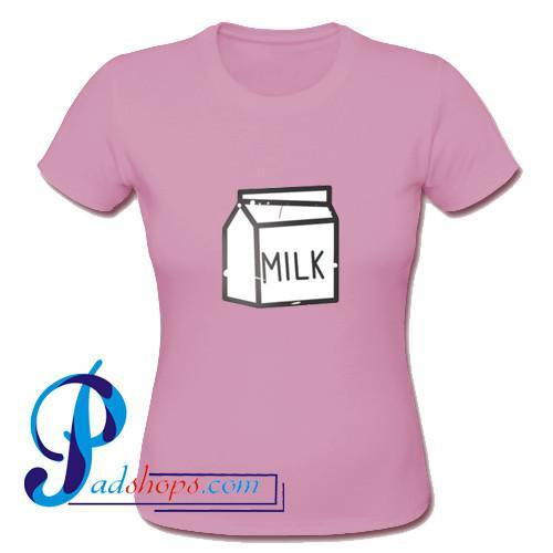 Melanie Martinez Milk T Shirt