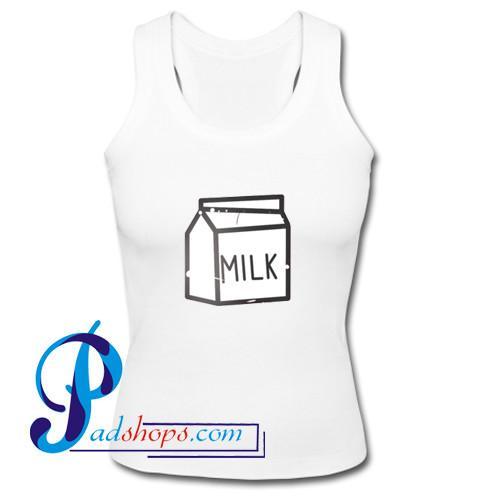 Melanie Martinez Milk Tank Top