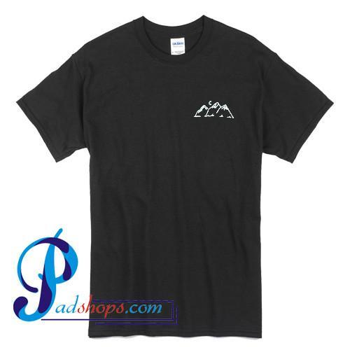 Mountain Pocket Logo T Shirt
