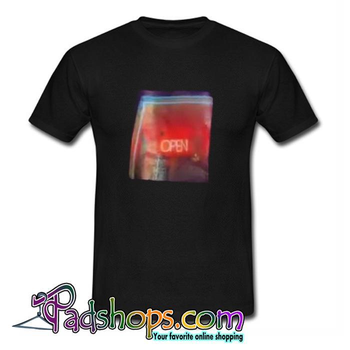 Open T Shirt (PSM)