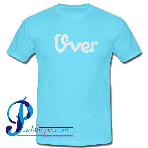 Over T Shirt