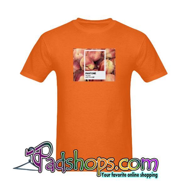 Pantone Peach T-Shirt
