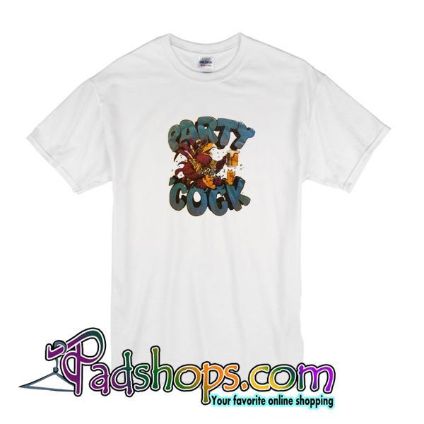 Party Cock Carolina T-Shirt