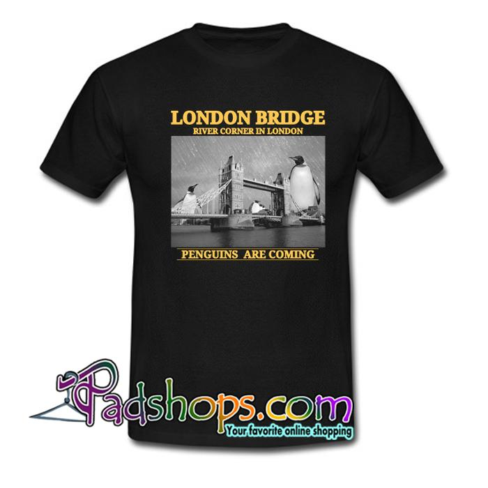 Penguin Apocalypse T Shirt SL