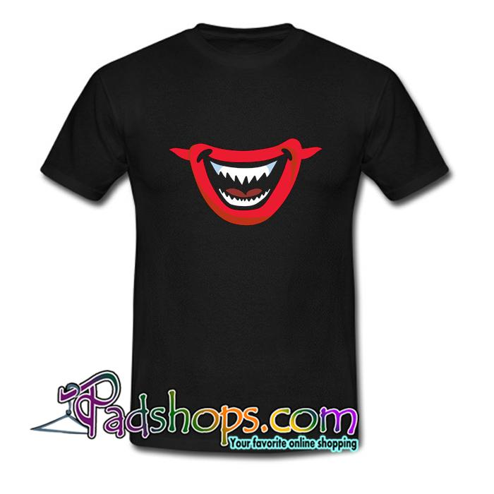 Pennywise Smile  T Shirt SL