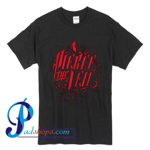 Pierce The Veil Logo T shirt