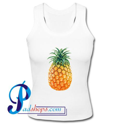 Pineapple Fruit Tank Top