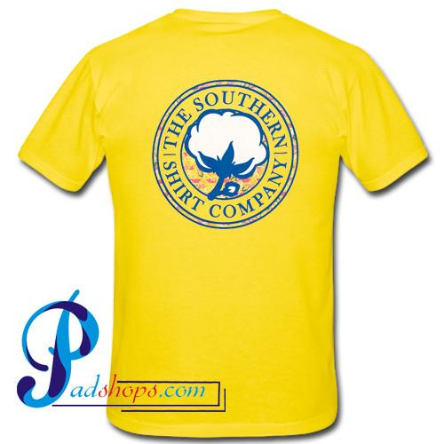 Pineapple Logo T Shirt Back